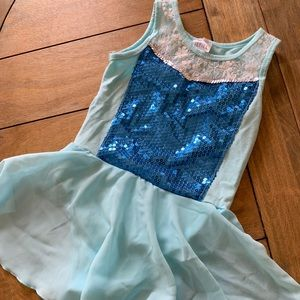 Ballet Bundle Girls Toddler 4/5T EUC Elsa PinkTutu